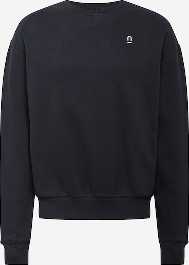 fekete NU-IN Tréning póló, Termék nézet
