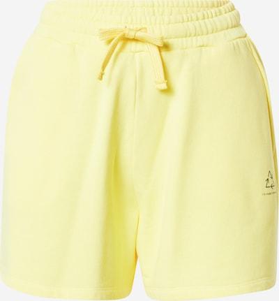 NU-IN Shorts in hellgelb, Produktansicht