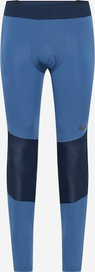 NIKE Športne hlače | temno modra / črna barva, Prikaz izdelka