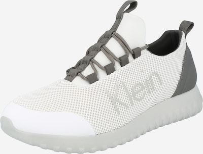 Calvin Klein Jeans Sneakers low in grey / white, Item view