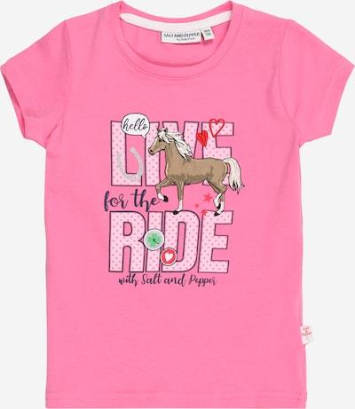 SALT AND PEPPER Тениска в пъстро / розово, Преглед на продукта