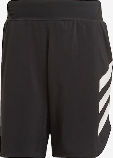 ADIDAS PERFORMANCE Pantalón de montaña 'Agravic AIIA' en negro / blanco, Vista del producto