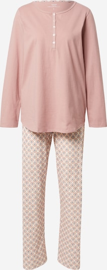 CALIDA Pajama in Navy / Light blue / Pink / White, Item view