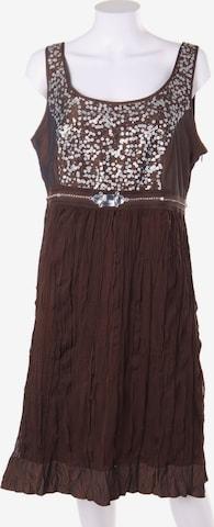 KAPALUA Dress in XXL in Brown