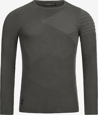Redbridge Pullover 'Amarillo Arrow' in grau, Produktansicht