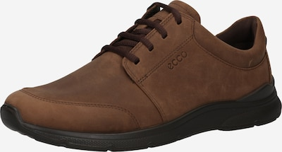 ECCO Athletic lace-up shoe 'Irving' in Brown, Item view