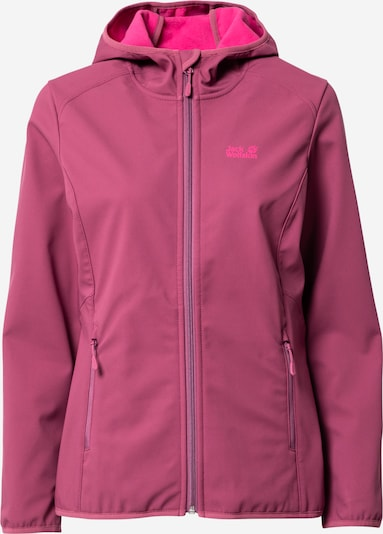 JACK WOLFSKIN Outdoor Jacket 'Northern Point' in Purple, Item view