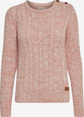 Oxmo Sweater 'Phia' in Pink