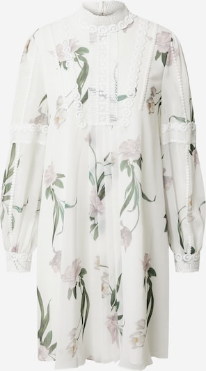 Ted Baker Dress 'Leyora' in mixed colours / white, Item view