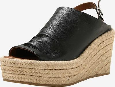 INUOVO Sandaal in de kleur Zwart, Productweergave