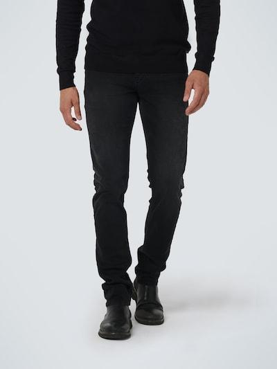 No Excess Jeans in black denim, Modelansicht