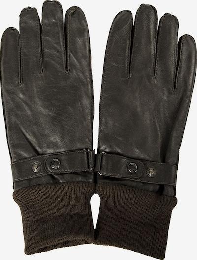 JOOP! Vingerhandschoenen in de kleur Bruin, Productweergave