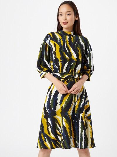 Closet London Kleid in mischfarben, Modelansicht
