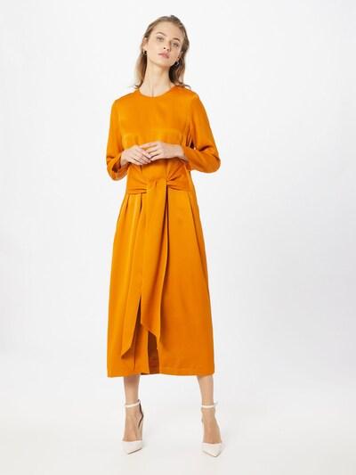 IVY & OAK Kleid in orange, Modelansicht
