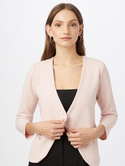 Hailys Blazer 'Sandra' in rosé, Modelansicht