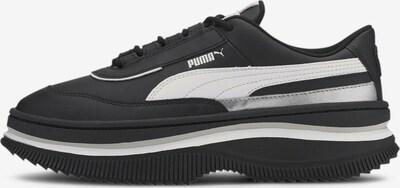PUMA Baskets basses en noir, Vue avec produit