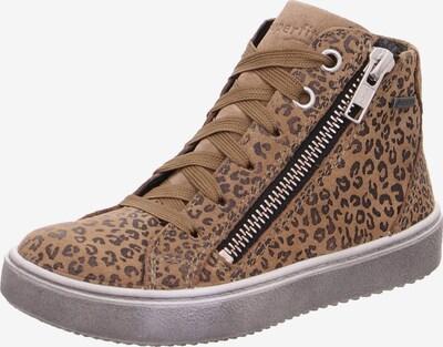 SUPERFIT Zapatillas deportivas 'HEAVEN' en beige / marrón, Vista del producto