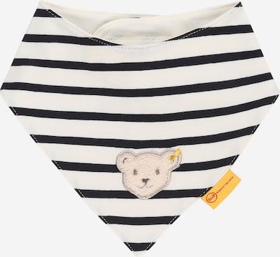 Steiff Collection Halstuch in beige / schwarz / weiß, Produktansicht