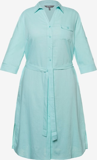 Ulla Popken Kleid in azur, Produktansicht