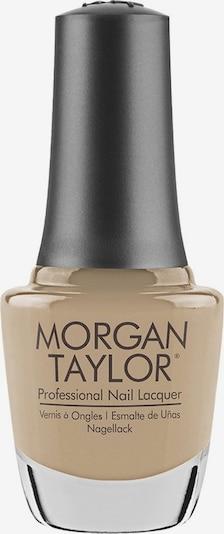 Morgan Taylor Nail Polish 'Gold & Brown Collection ' in Black / Transparent, Item view