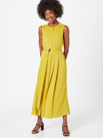 Ted Baker Kleid 'Pleana' in senf / schwarz, Modelansicht