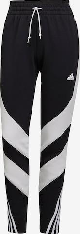 Pantaloni sportivi di ADIDAS PERFORMANCE in nero