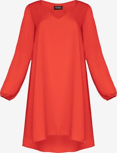 Figl Jerseykleid 'M566' in rot, Produktansicht