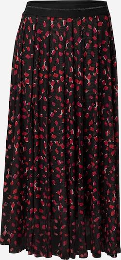 TAIFUN Kjol i rosa / svart / vit, Produktvy