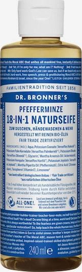 Dr. Bronner's Naturseife 'Pfefferminze 18-in-1' in transparent, Produktansicht