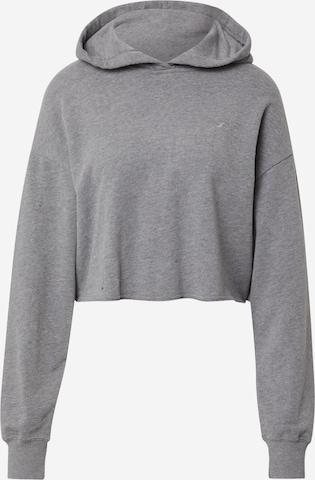 HOLLISTER - Sudadera 'RAGLAND' en gris