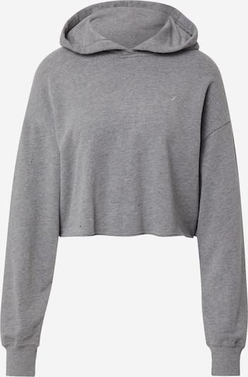 HOLLISTER Sweatshirt 'RAGLAND' in grau, Produktansicht