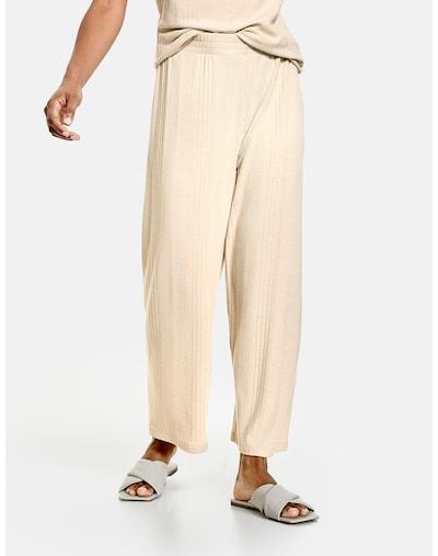 TAIFUN Culotte in beige, Modelansicht