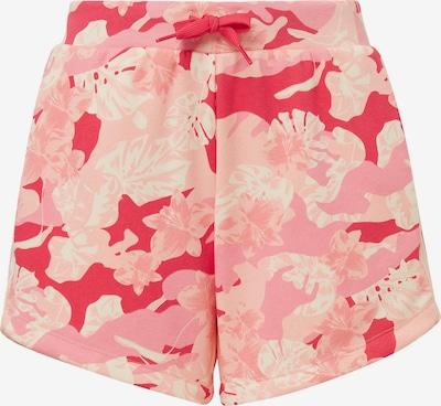 ADIDAS ORIGINALS Shorts in creme / rosa, Produktansicht