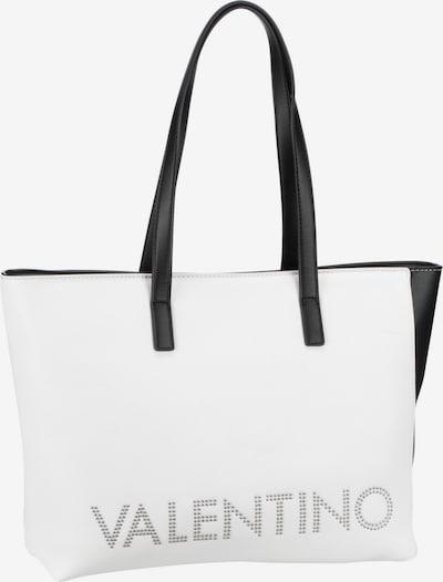 """Valentino Bags """"Shopper"""" tipa soma 'Portia' melns / balts, Preces skats"""