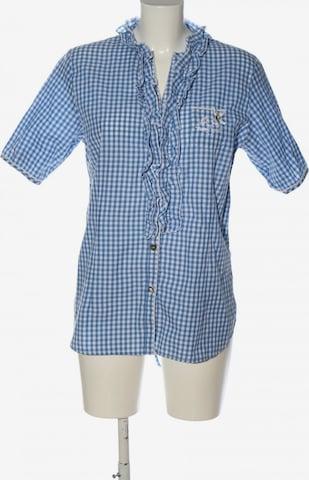 STOCKERPOINT Hemd-Bluse in XL in Blau