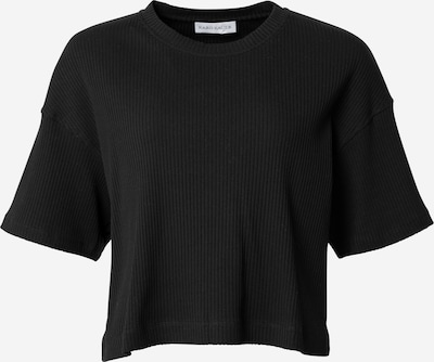 Tricou 'Cali' Karo Kauer pe negru, Vizualizare produs