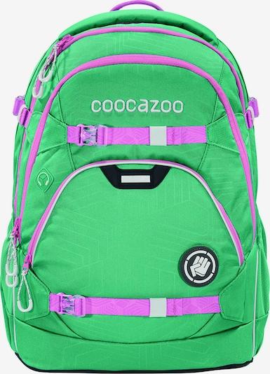 Coocazoo Sac à dos en vert / rose, Vue avec produit