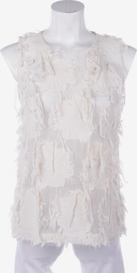 Erika Cavallini Top / Seidentop in S in weiß, Produktansicht