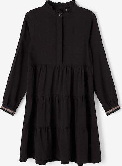 NAME IT Šaty 'Nagira' - ružové zlato / čierna, Produkt