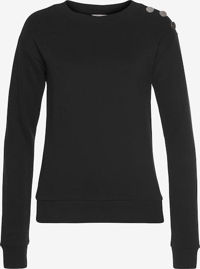 TAMARIS Sweatshirt in schwarz, Produktansicht