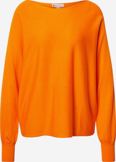 STREET ONE Pull-over en orange, Vue avec produit