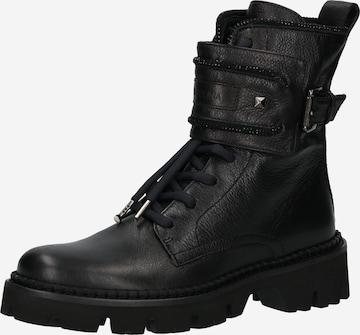 Donna Carolina Boots in Black
