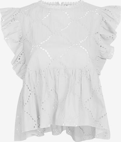 IZIA Blouse in de kleur Wit, Productweergave