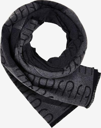 ESPRIT Sjaal in de kleur Donkergrijs / Zwart, Productweergave