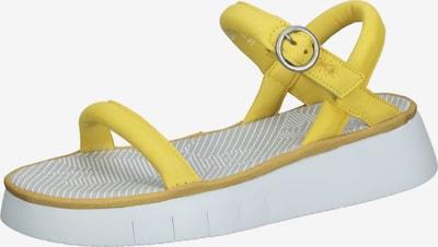 FLY LONDON Sandalen in gelb, Produktansicht