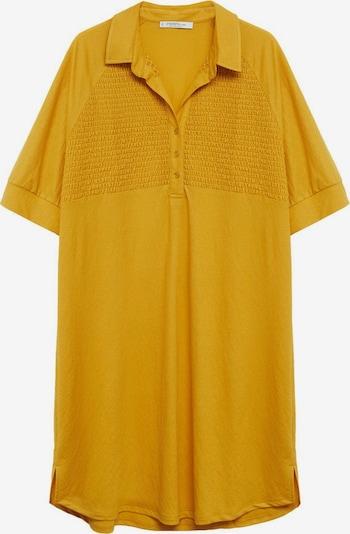MANGO Рокля в жълто, Преглед на продукта