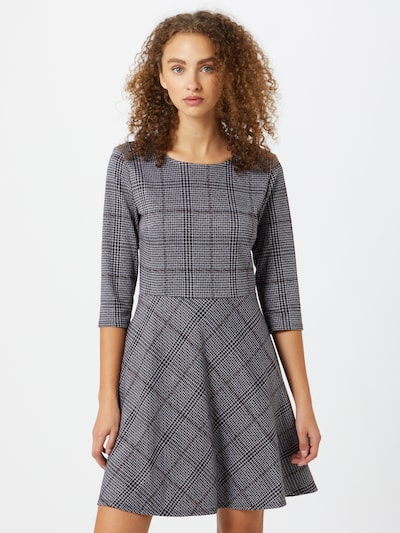 GAP Kleid in dunkelpink / schwarz / weiß, Modelansicht