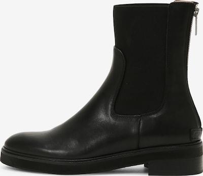 SHABBIES AMSTERDAM Ankle Boots in schwarz, Produktansicht