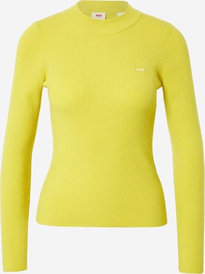 LEVI'S Pullover in gelb, Produktansicht