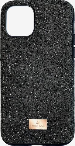 Swarovski Handyhülle 'iPhone 11 Pro' in Schwarz